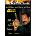 Action Classics 4 Feature Films (DVD, 2005)