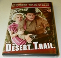 The Desert Trail John Wayne The Duke (DVD, 2006)
