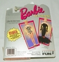1995 Barbie Keychain from Basic Fun Solo in the Spotlight Barbie Intro 1960 NRFB
