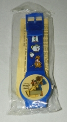 Disney Beauty and the Beast Plastic Digital Watch Ages over 3