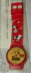 Disney 101 Dalmations Plastic Digital Watch Ages over 3