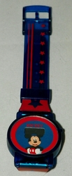 Disney Mickey Mouse Plastic Digital Quartz Watch Ages over 5