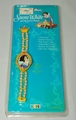Disney Snow White Flip Cover Quartz Watch Faux Pearl Band Ages over 5