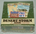 Desert Storm Pro Set Cards 10 education Cards - 36 count sealed box (360 cards)