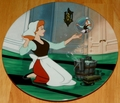 Disney Collector Plate Cinderella Series Sing Sweet Nightingale