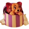 Disney Figurine WDCC Lady Membership Gift 1999 SOLD