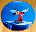Disney Collector Plate Fantasia Series The Apprentice's Dream