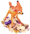 WDCC Figurine Bambi Purty Flower Retired 1998