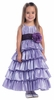 Little Girl's Pretty Ruffles Dress