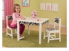 Fun & Funky Table & 2-Chair Set