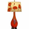 Poppy Shade Table Lamp