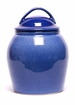 American Blue Cookie Jar