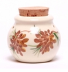 Pinecone Ceramic Garlic Keeper