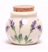 Lavender Ceramic Garlic Keeper