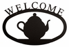 Coffee Pot Welcome Sign