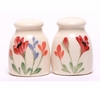Small Red  Poppy  Salt & Pepper Shakers