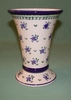 Polish Pottery - Tall Country Charm Vase