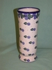 Polish Pottery - Tall Gentle Vase
