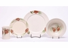 Pinecone Designer Dinner Set