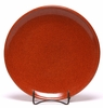 Copper Clay Dinner Coupe Plate