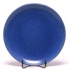 American Blue Dinner Coupe Plate