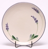 Lavender Dinner Coupe Plate