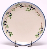Blueberry Dinner Coupe Plate