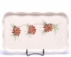 Large Pinecone Frilly Tray