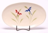 Dragonfly Oval Serving Tray