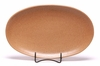 Go Green Earthware Oval Serving Tray