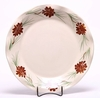 Large Round Pinecone Frilly Tray