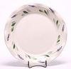 Large Round Lavender Frilly  Tray