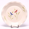 Large Round Dragonfly Frilly  Tray