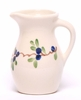 Blueberry Designer Posie Pitcher