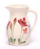 Red Poppy Designer Posie Pitcher