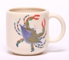 Large Blue Crab Designer Mug