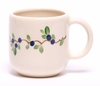 Large Blueberry Designer Mug