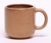 Large Go Green Earthware  Mug