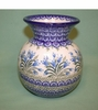 Polish Pottery - Short Neck Vase
