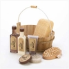 Eco-Nomy Bamboo Sugarcane Spa Set