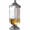 "21 1/2"" H Glass Beverage Dispenser"