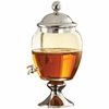 "18 1/2"" High Glass Beverage Dispenser"
