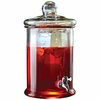 "13 1/2"" H Glass Beverage Dispenser"