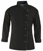 Women's Diagonal Closure Chef Coat