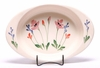 Red Poppies Ceramic Baking Dish