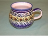 12 oz Polish Bubble Mug - Pattern 01