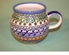 12 oz Polish Bubble Mug - Pattern 02