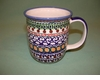 12 oz Polish Coffee Mug - Pattern 02