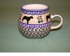 12 oz Polish Bubble Mug - Pattern 06