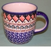 12 oz Polish Unikat Mug - Pattern 07